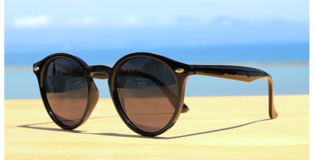Womens Sunglasses, Pitch Polarised