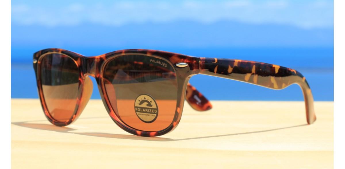 90s Sunglasses, Sunflare Tortoise