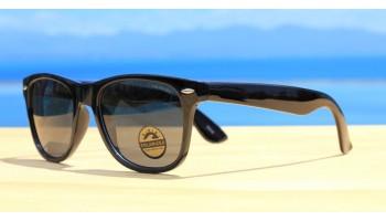 Classic Style Sunglasses, Sunflare Black