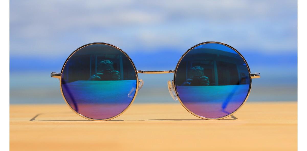 Womens Sunglasses, Kim Revo