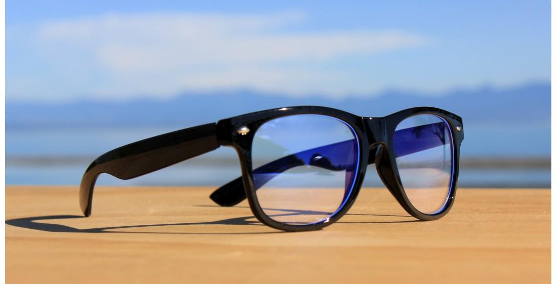 Blue Light Glasses NZ, Blue Light Glasses 2004-Black