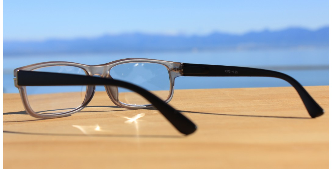 Reading Glasses, Reading Glasses R372 Grey