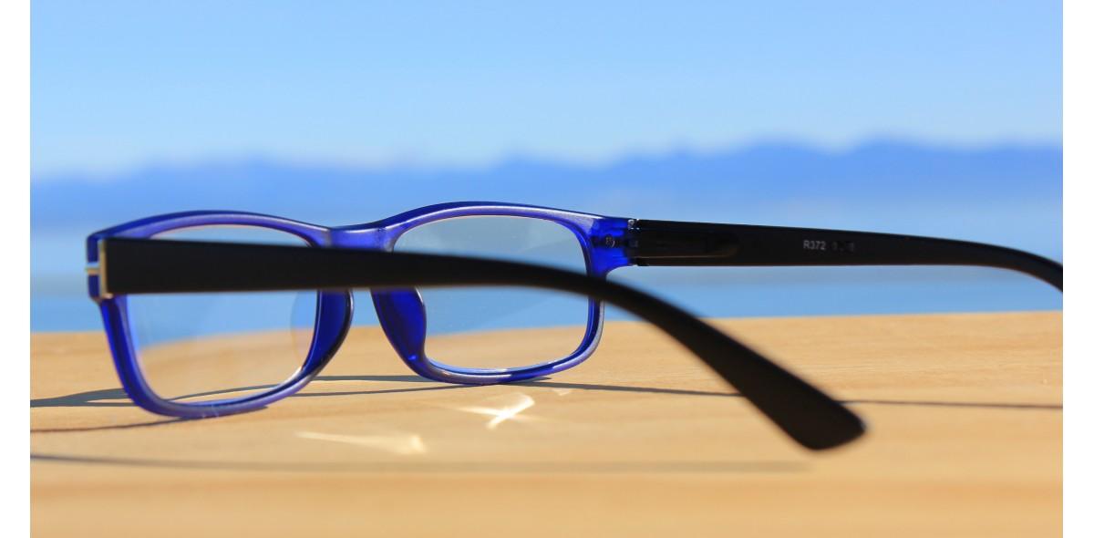 Reading Glasses, Reading Glasses R372 Blue