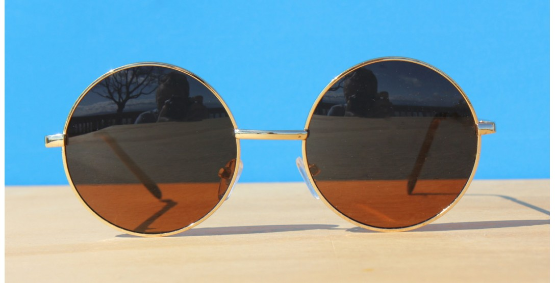 All Sunglasses, Beatle