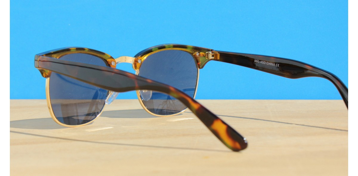 Classic Style Sunglasses, Morgan Tortoise SD