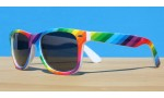 90s Sunglasses, Rainbow