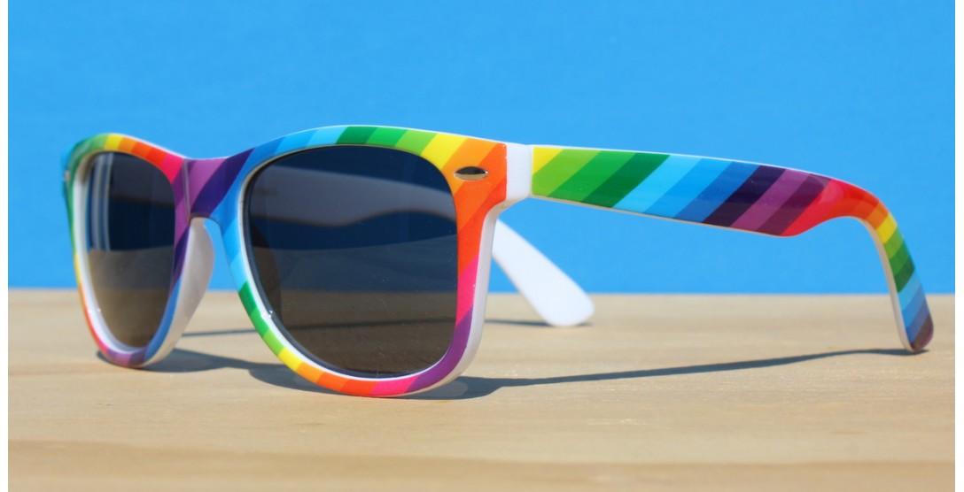 All Sunglasses, Rainbow