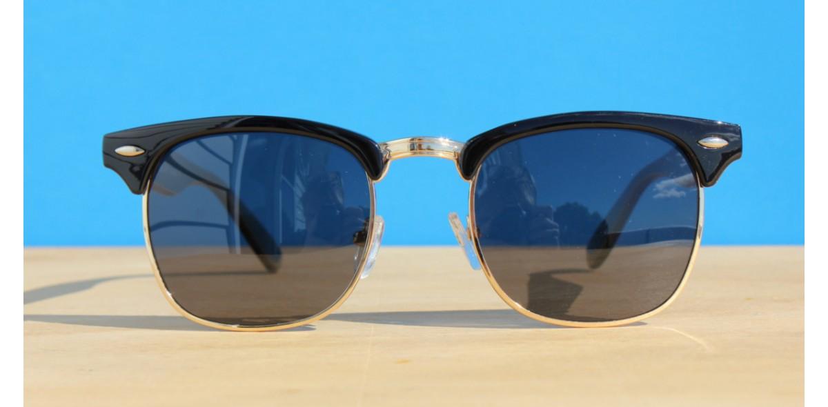 Classic Style Sunglasses, Morgan Black