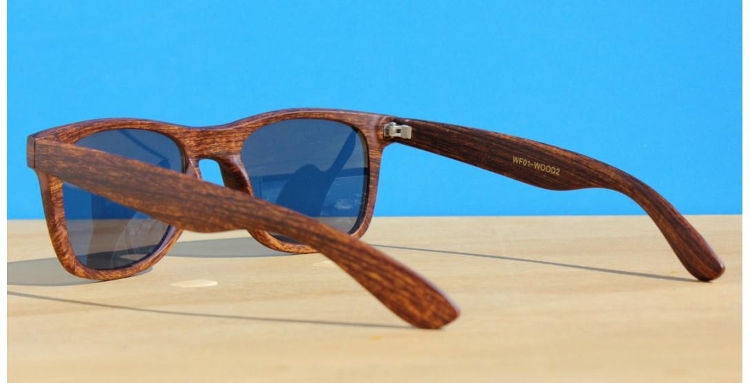 All Sunglasses, Woodsy
