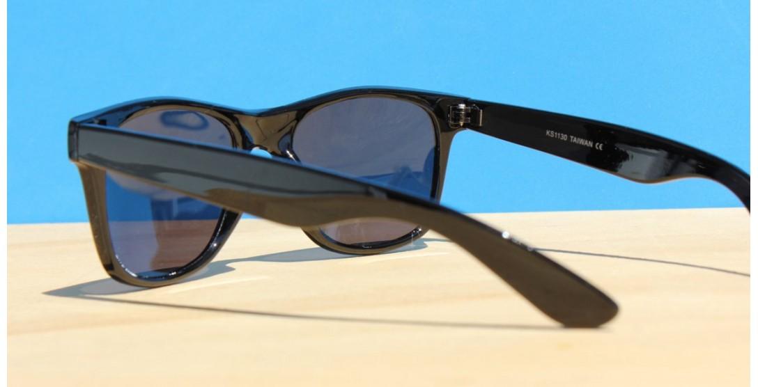 All Sunglasses, LA Polarized Black