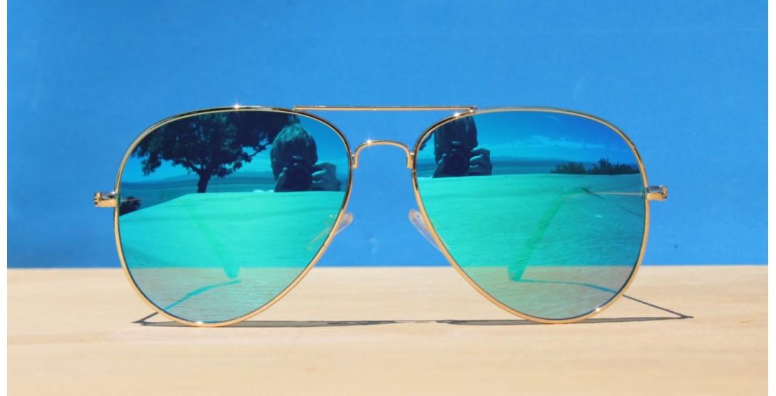 All Sunglasses, Fortune Aviator Polarised