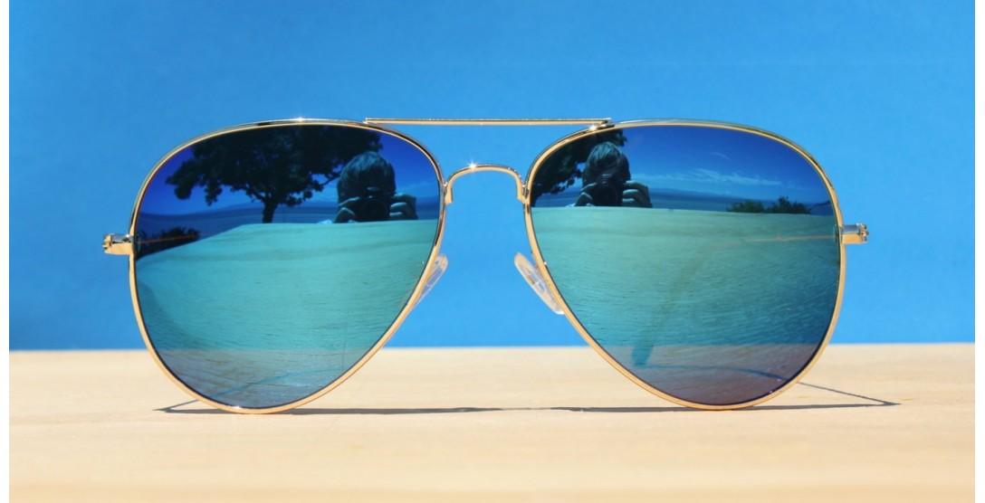 All Sunglasses, Fortune Aviator