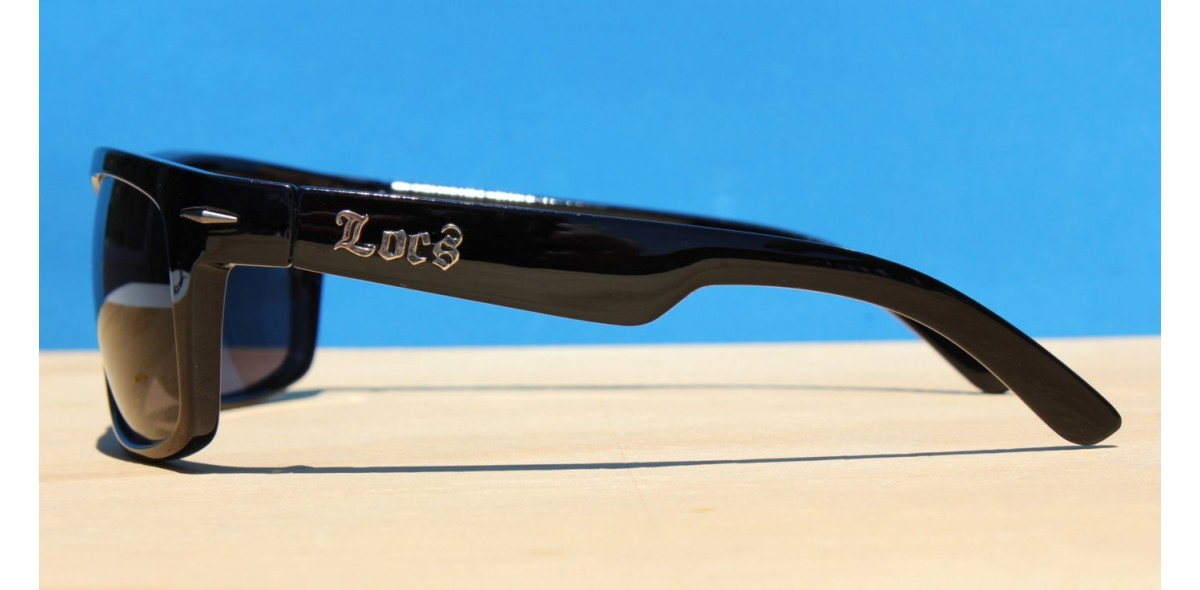 Men Sunglasses, LOCS 91110-BK