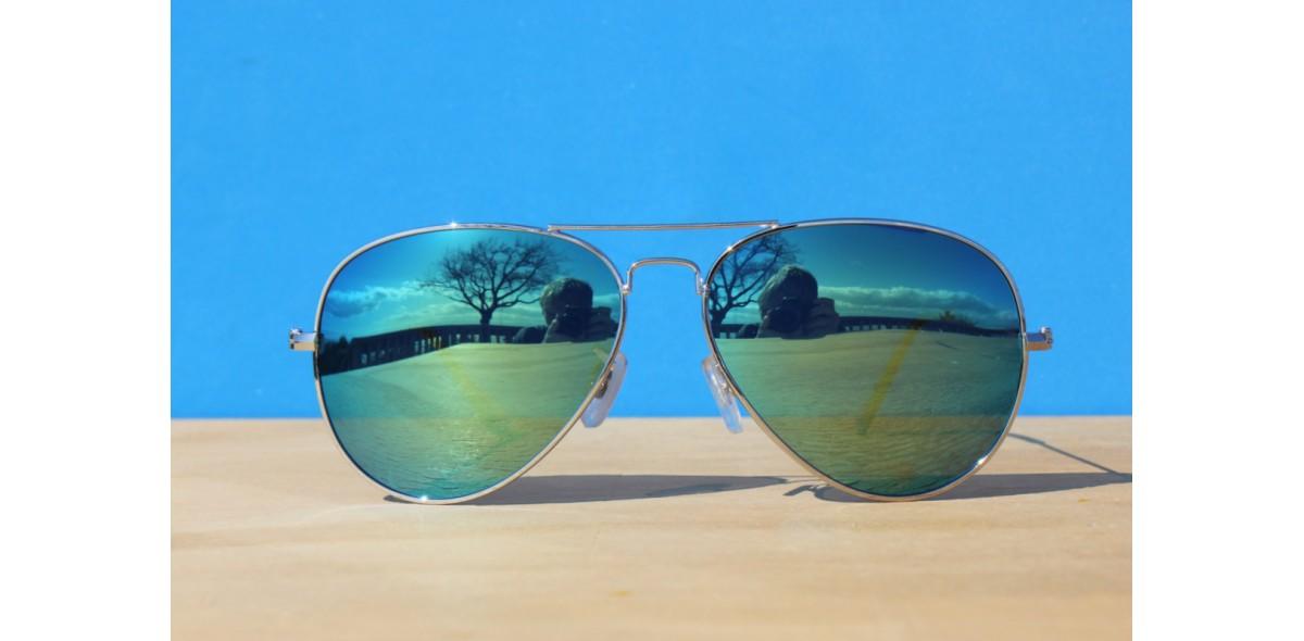 All Sunglasses, Reflex Silver