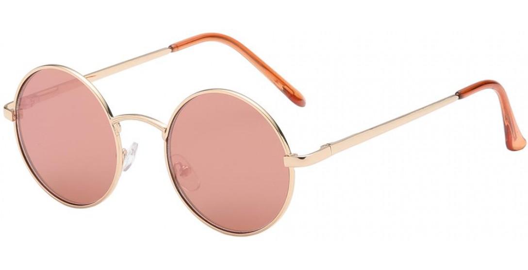 Round Sunglasses, Tungston
