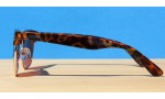 Classic Style Sunglasses, Ultra Blue Block- Tortoise
