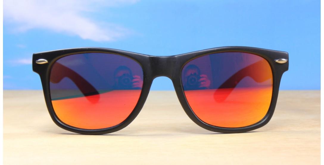 All Sunglasses, LA Revo Red