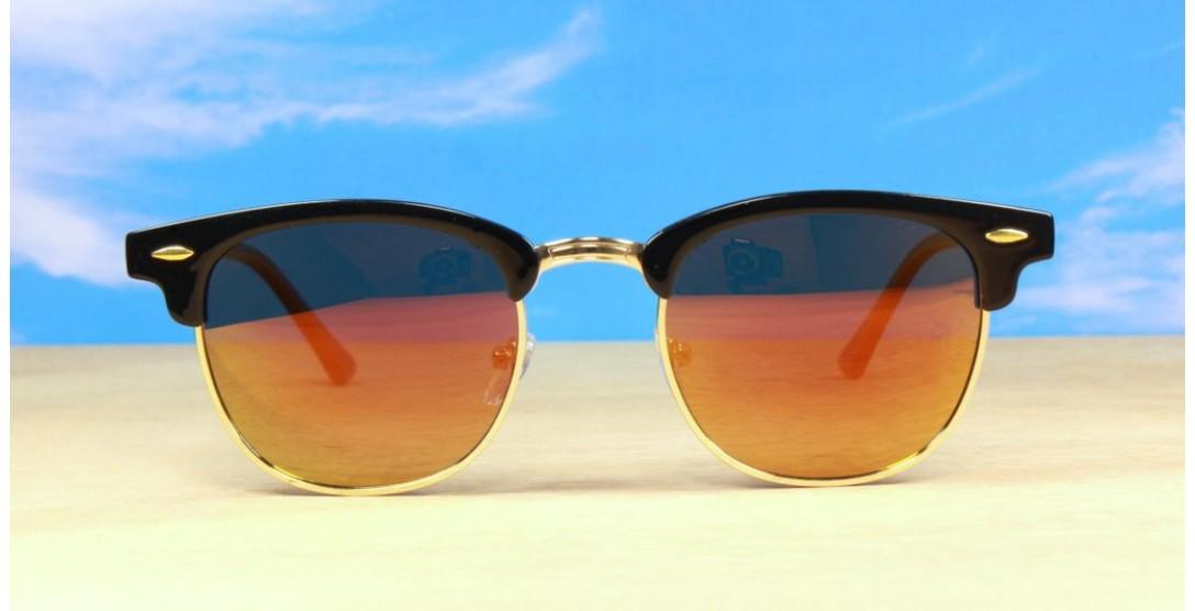 Clubmaster Style Sunglasses, Arizona